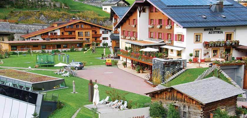 Hotel Austria, Lech, Austria - hotel exterior.jpg